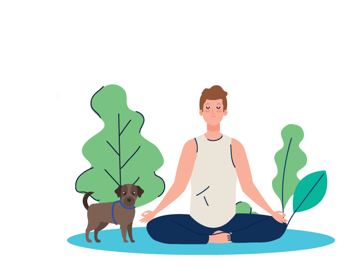 Meditate with PET